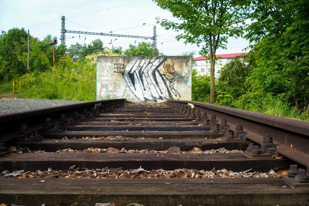 graffiti - prague, strašnice