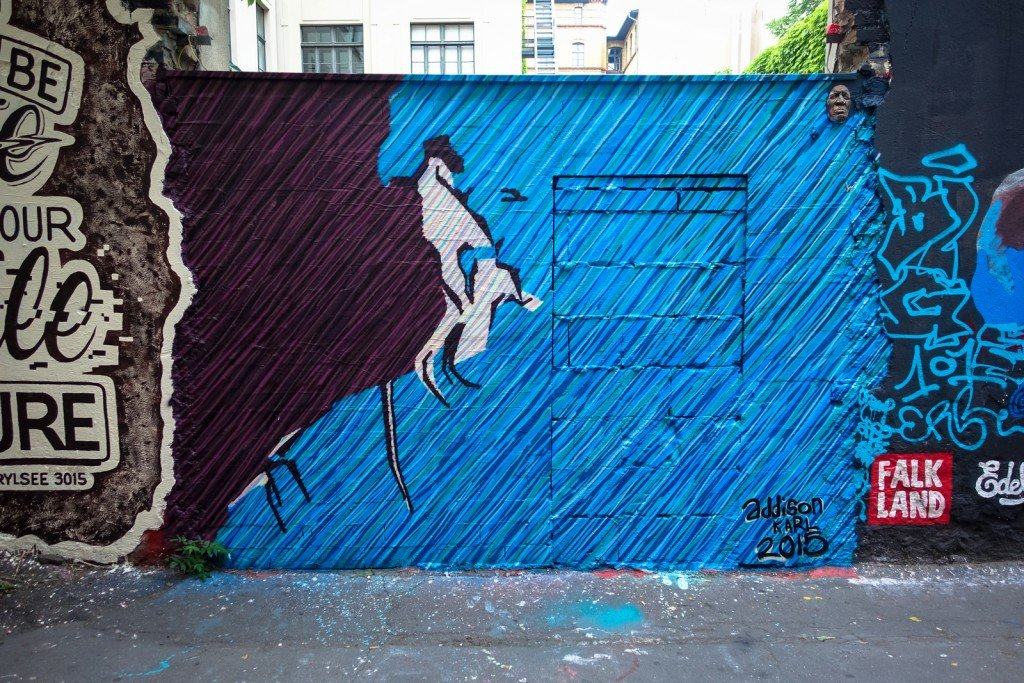 urban art - addison karl - berlin, haus schwarzenberg