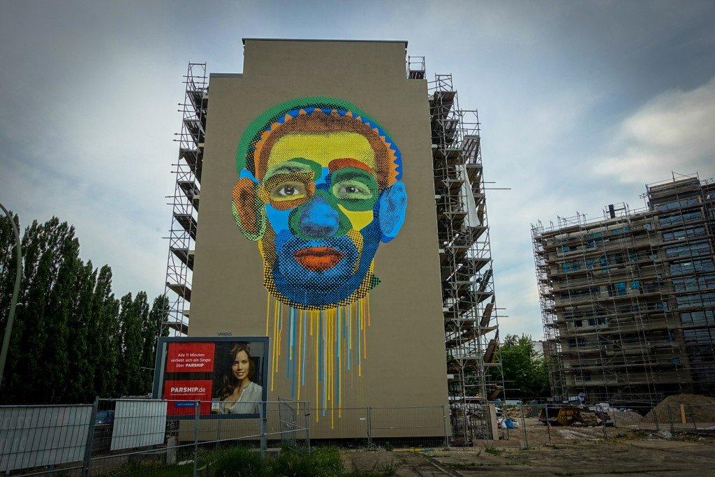 mural - various gould - berlin, kreuzberg