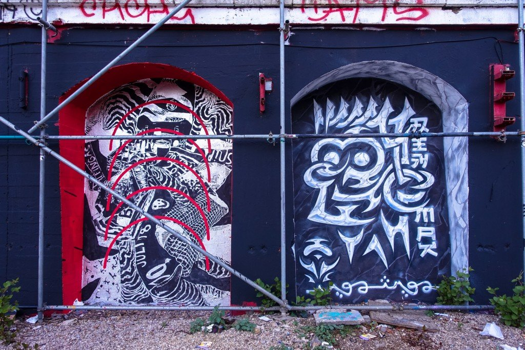 "urban art - berlin, urban spree ""arcaden jam"""
