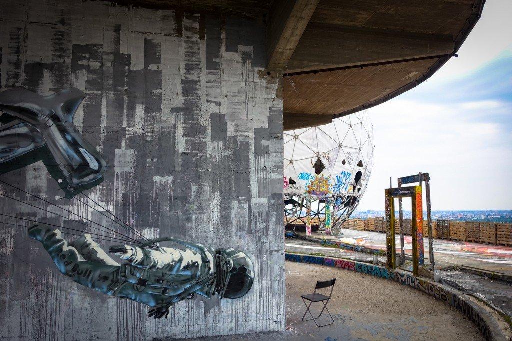 urban art fanakapan berlin teufelsberg urbanpresents. Black Bedroom Furniture Sets. Home Design Ideas