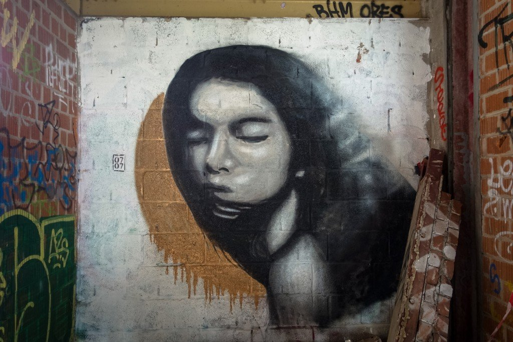 streetart - 0707 - berlin, teufelsberg