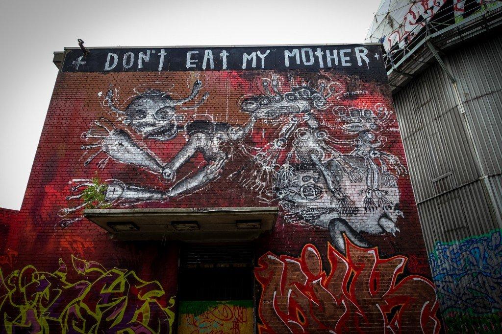streetart - rallitox - berlin, teufelsberg