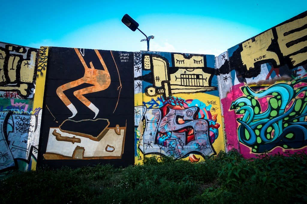 urban art - drypnz - berlin, friedrichshain