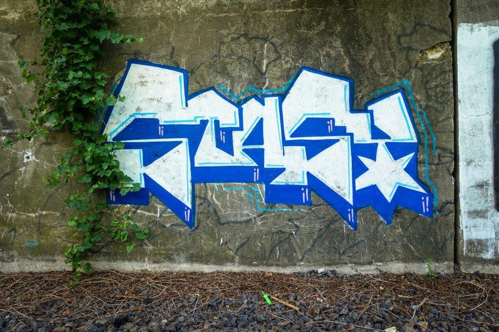 urbex - graffiti - stasy - berlin, neukölln