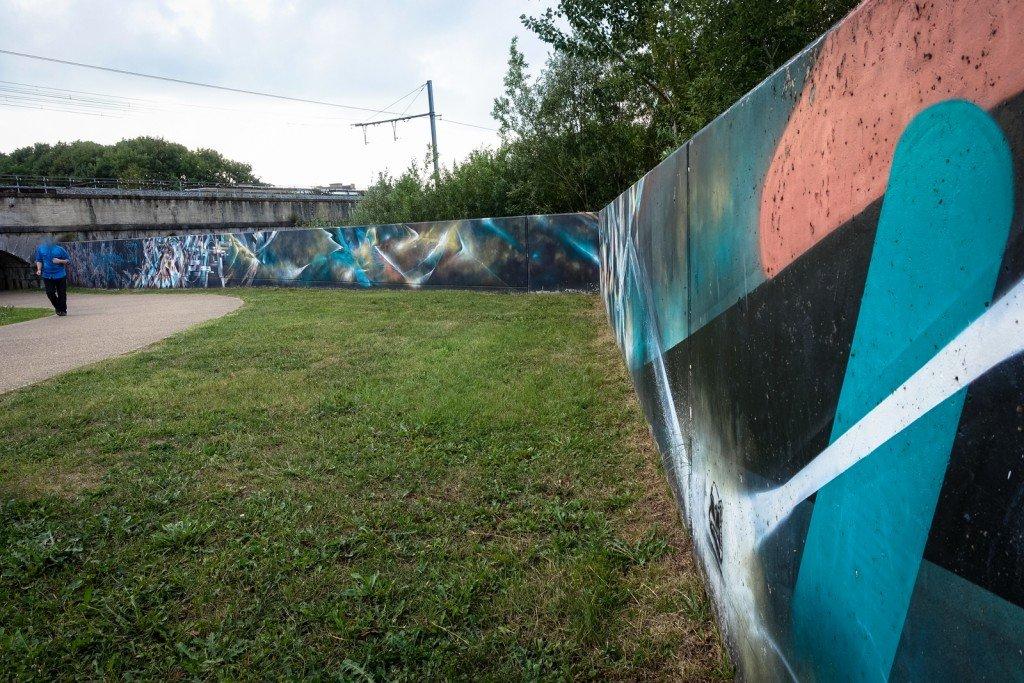 mural - steve locatelli / reab - belgium, ghent