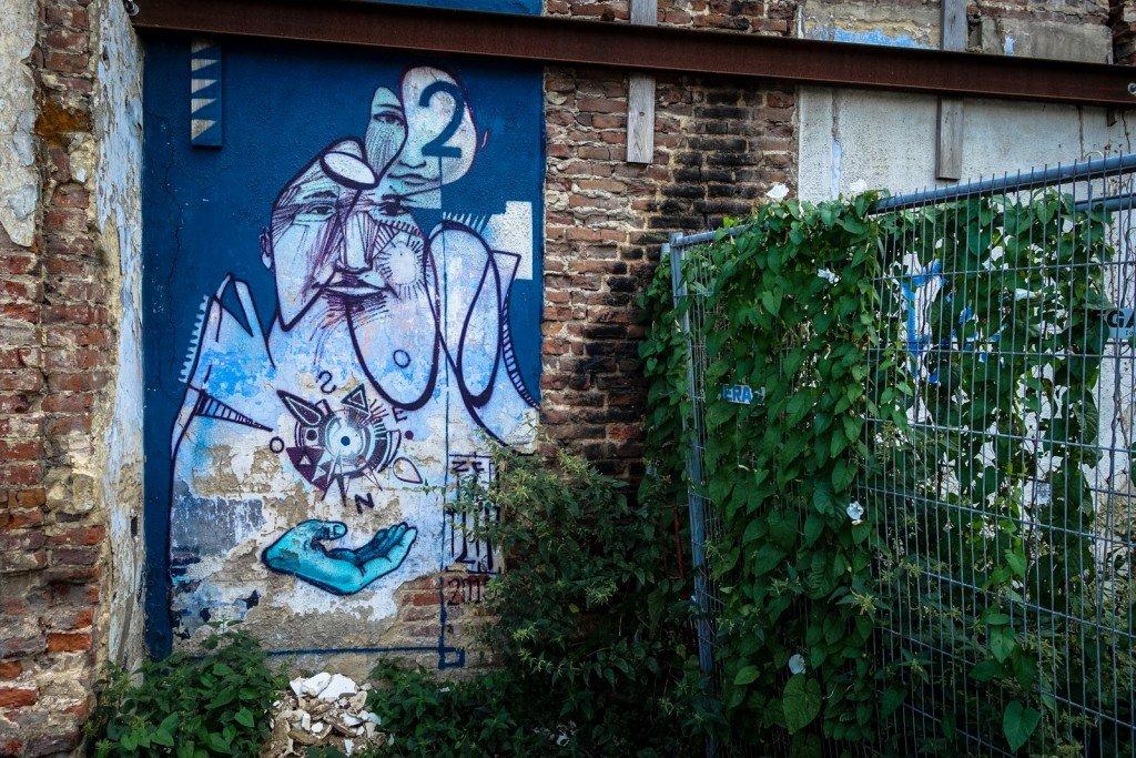 graffiti - belgium, ghent