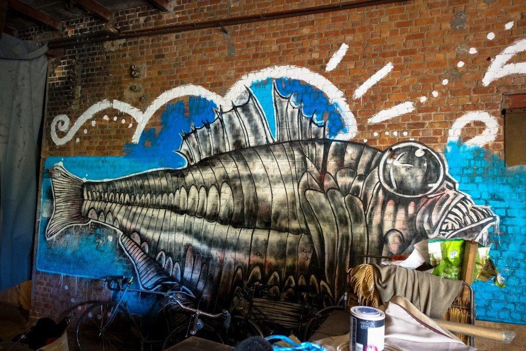 streetart - belgium, ghent