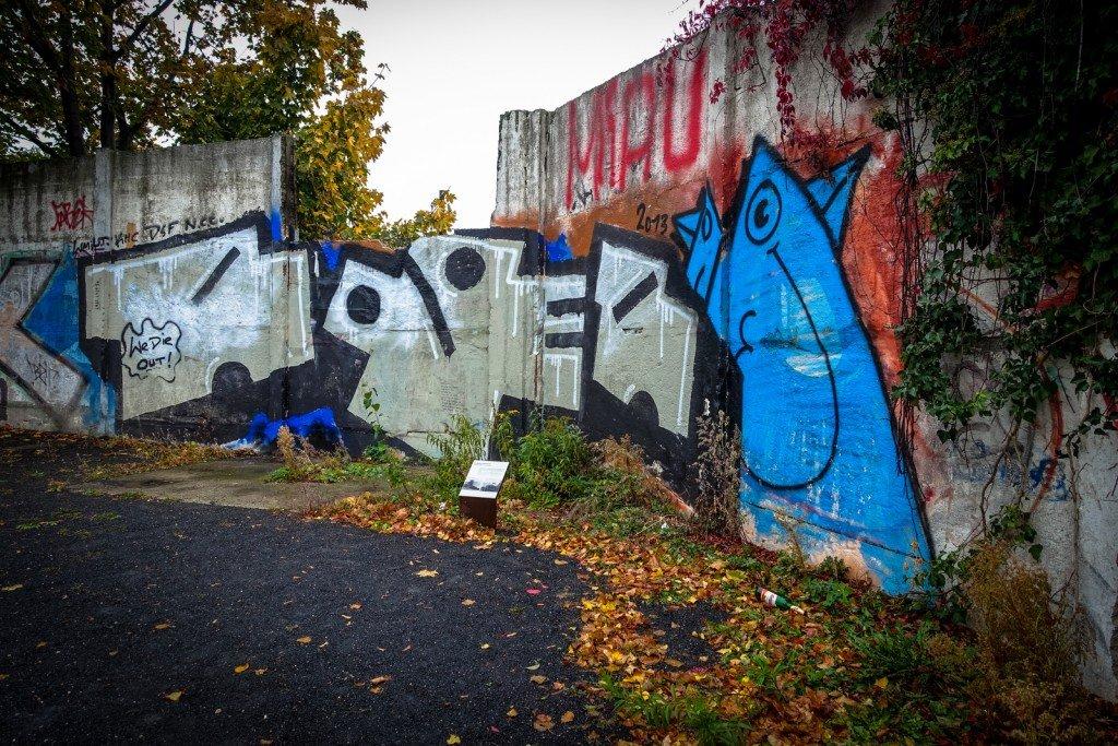 graffiti - roger, dsf birds - bösebrücke