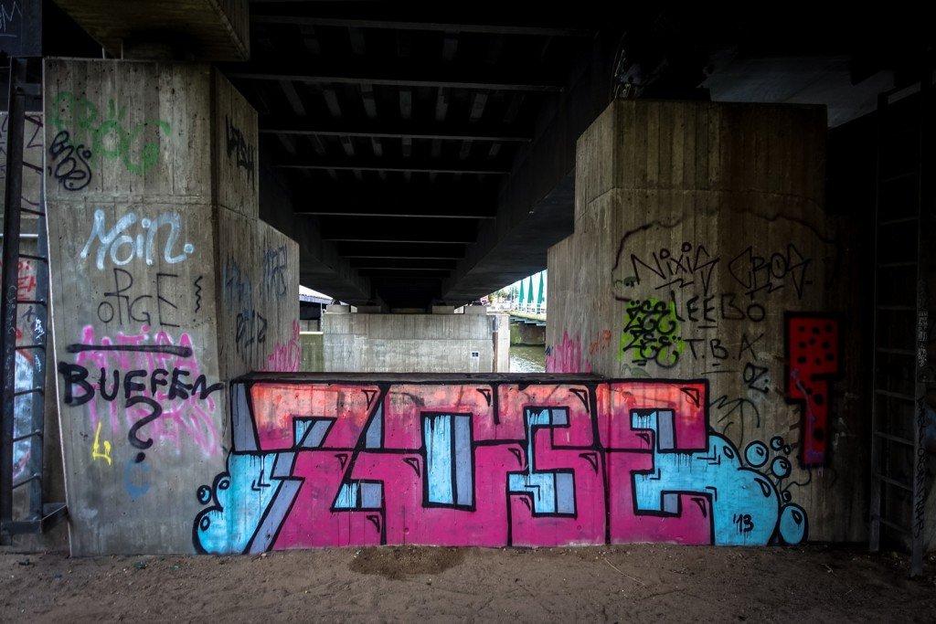 graffiti - hamburg, steinwerder