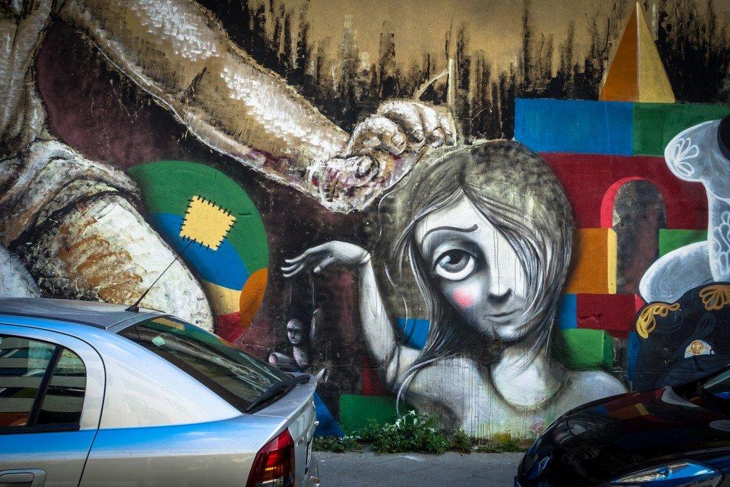 mural - caro pepe - berlin, pankow, eschengraben