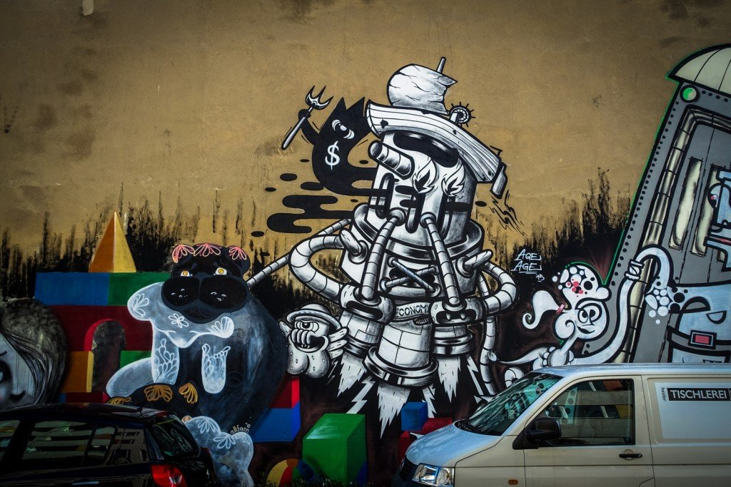 mural - age age - berlin, pankow, eschengraben