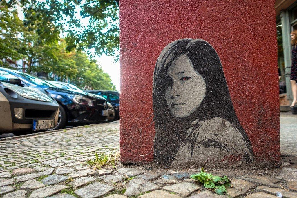 stencil – berlin, stargarder strasse
