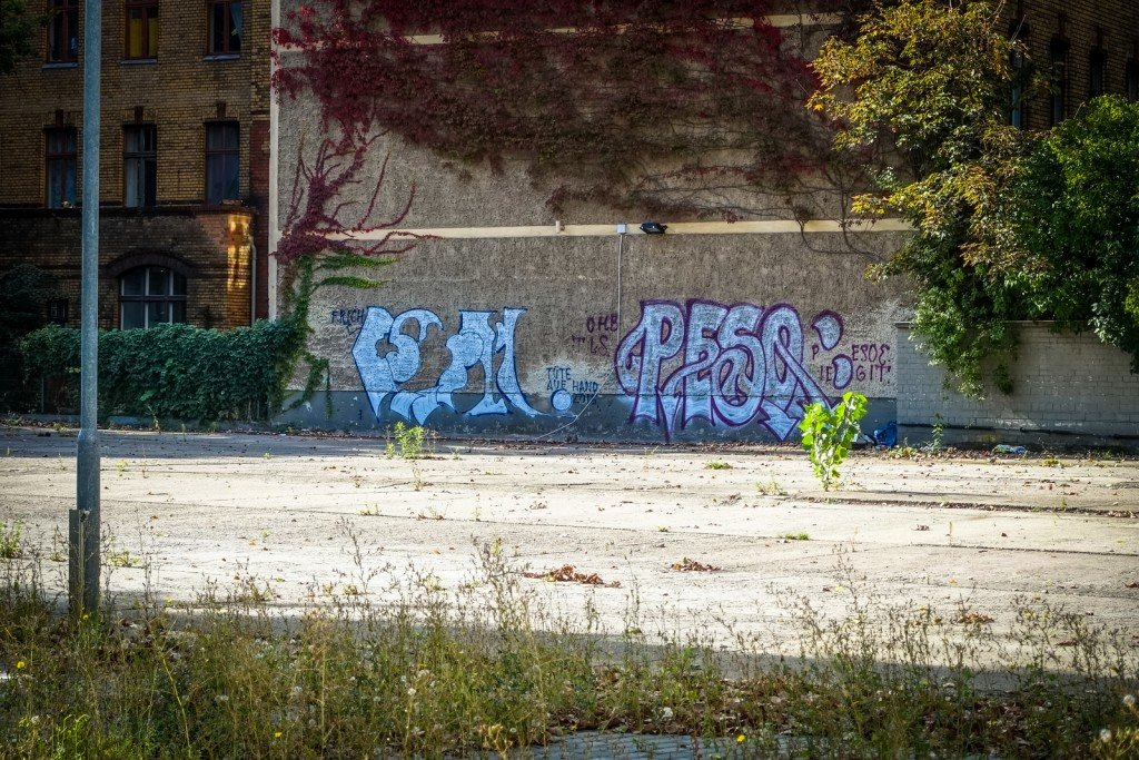 graffiti - pesos, ?? - berlin, mitte