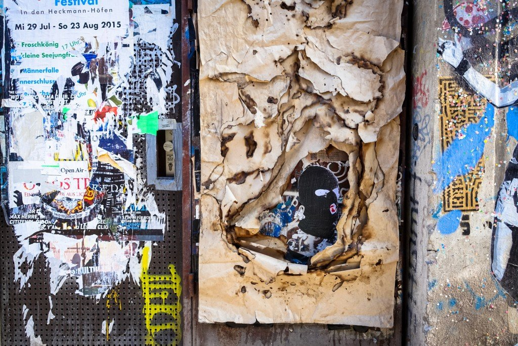 streetart - berlin, tacheles