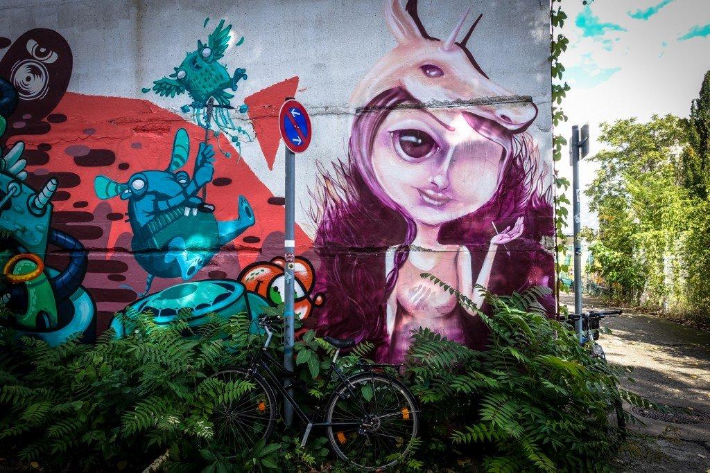 streetart - caro pepe - berlin, mensch meier