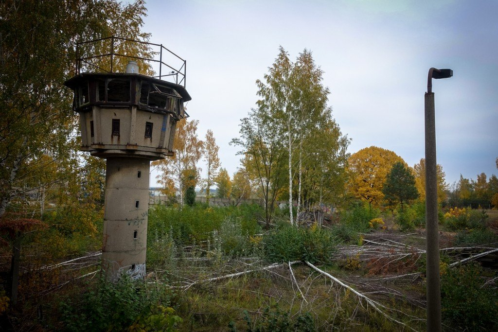 urbex - johannistal air field