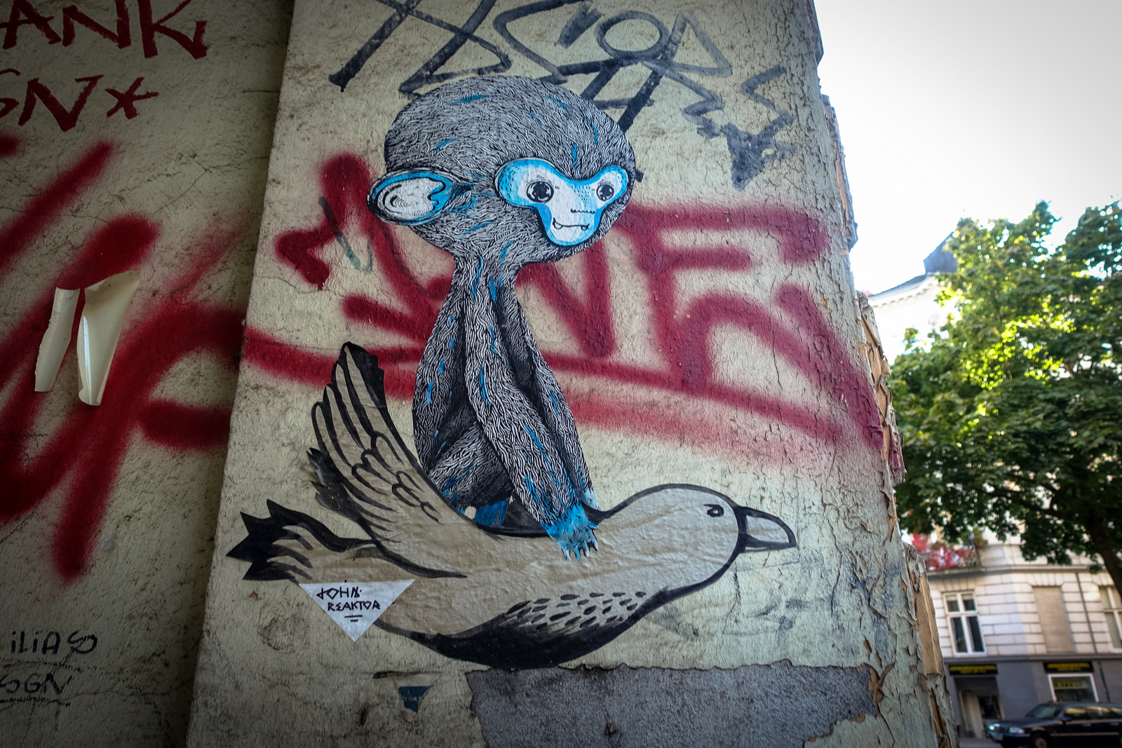 streetart in karoviertel hamburg, sept 2015 | URBANPRESENTS