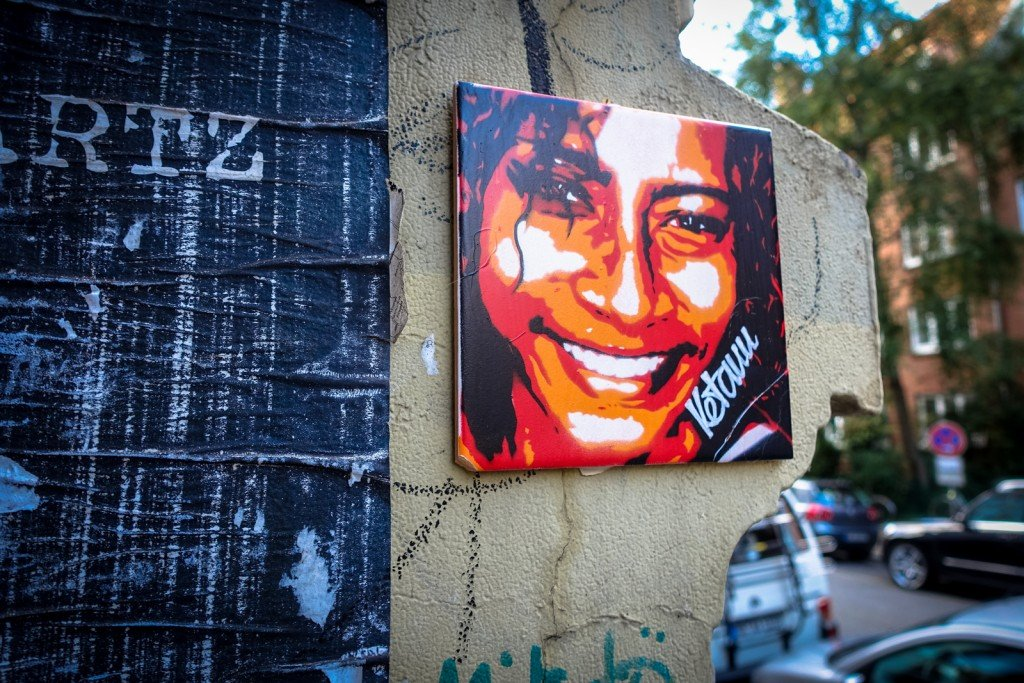 streetart - ketauu - hamburg, sternschanze