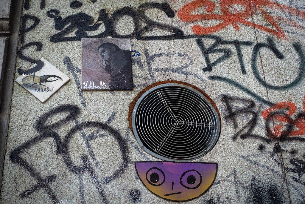 streetart - hamburg, sternschanze