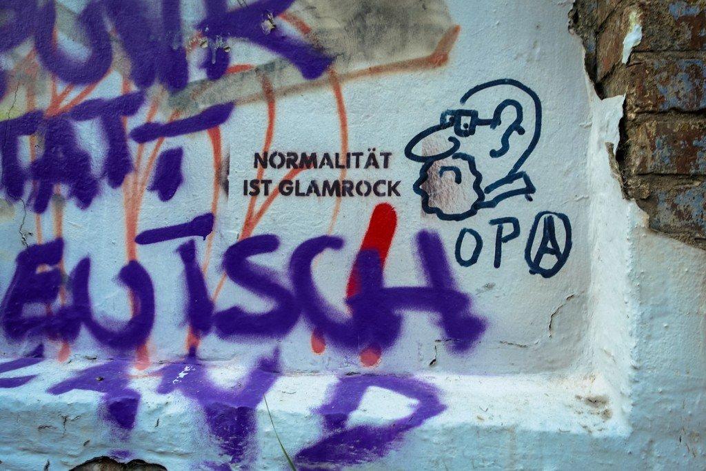 streetart - hamburg, schilleroper