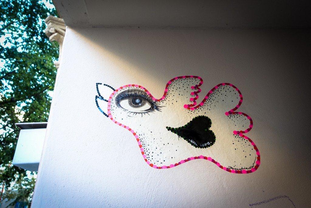 streetart - zonenkinder - hamburg, st pauli