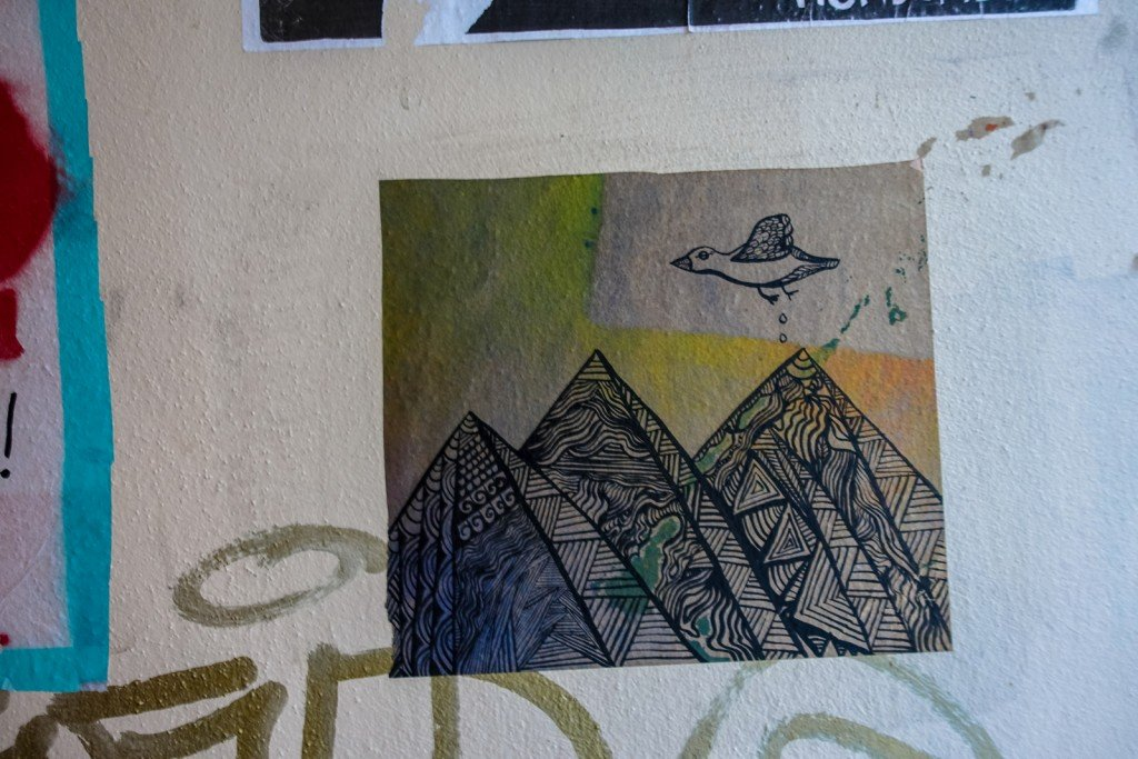 streetart - hamburg, st pauli