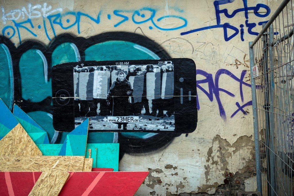 streetart - 23mer