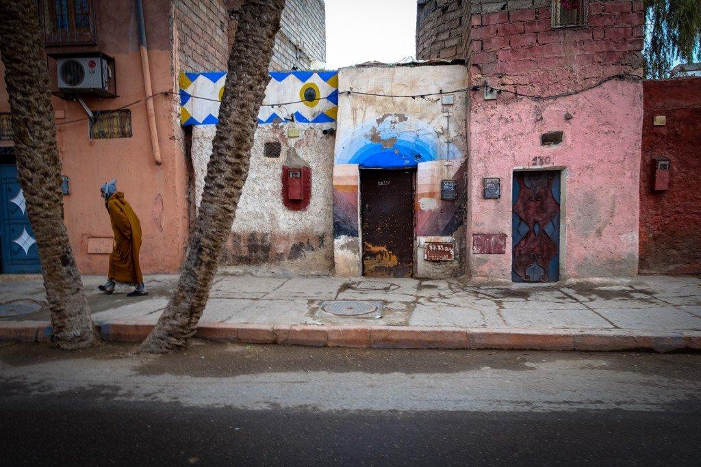 rue kbour chou - marrakech