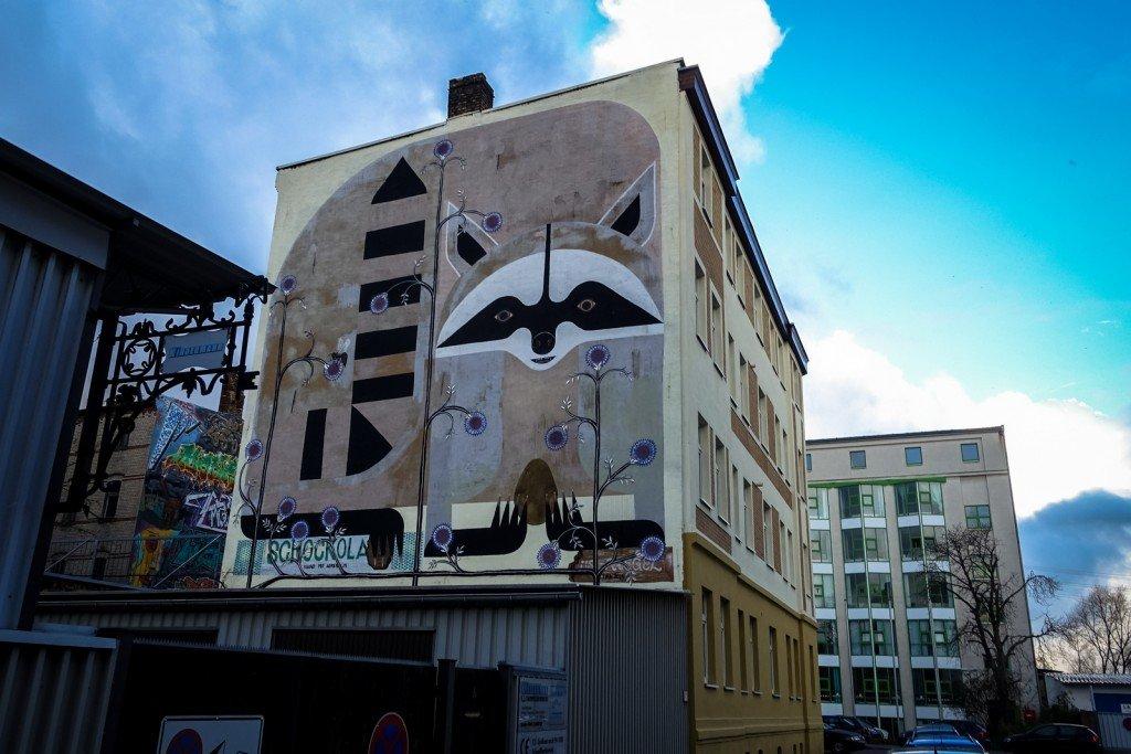 mural - tika thek - freiraumgalerie halle / saale