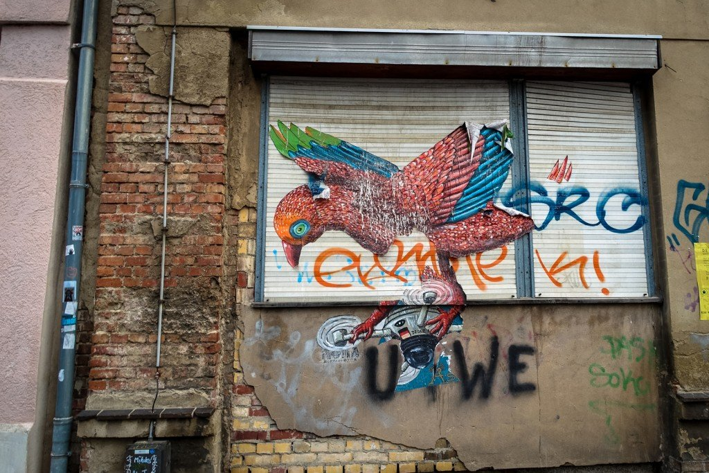 paste up - a. signl - freiraumgalerie halle / saale