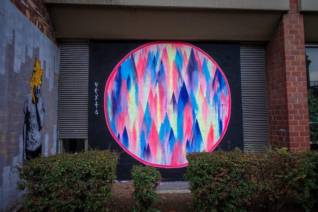 urban art - maya hayuk - berlin, bülowstrasse