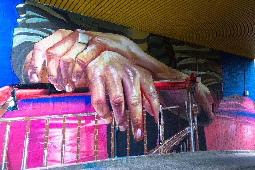 urban art - case/ma'claim - berlin, bülowstrasse