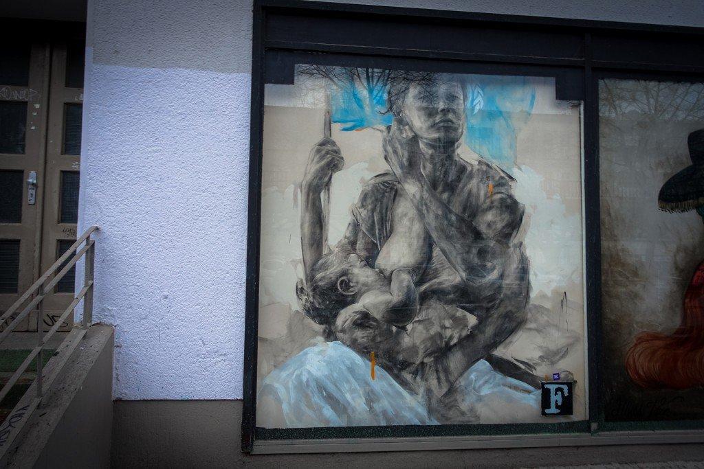 urban art - evoca 1 - berlin, bülowstrasse