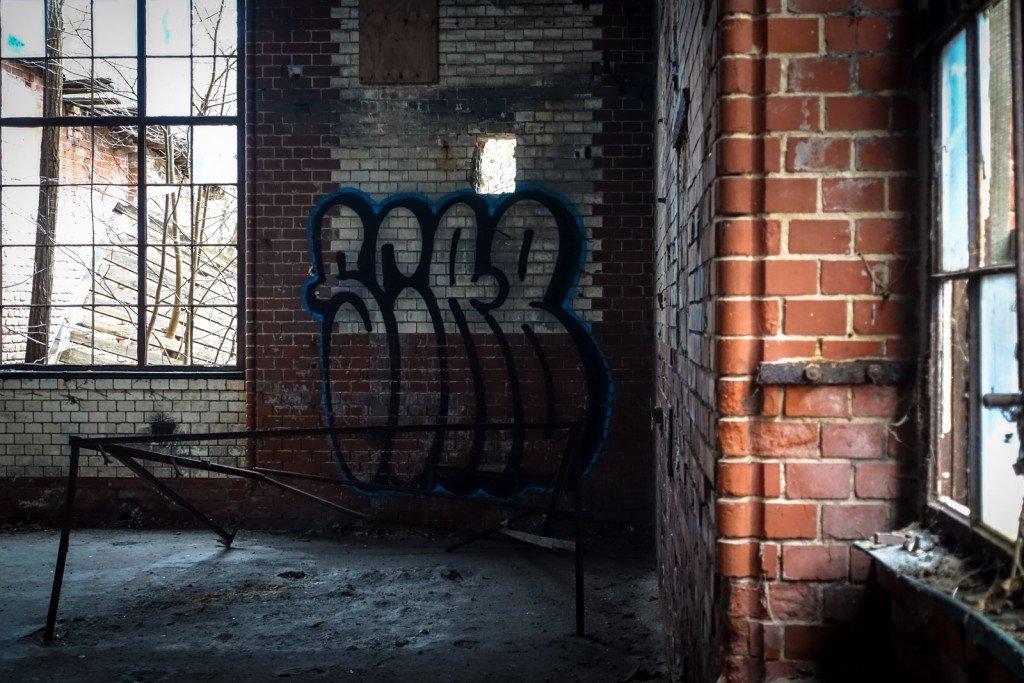 graffiti - scab - beelitzer heilstätten, dez 2015