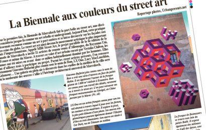 leconomiste.com – publiziert urbanpresents MB6 foto reportage