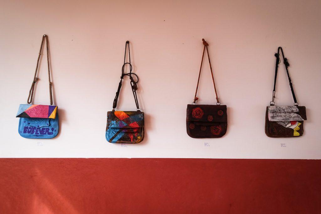 "sickboy, mad c, dotmasters, giacomo bufarini RUN - ""pass on the flame"" project with mb6 streetartists - by abury & mb6 street art"