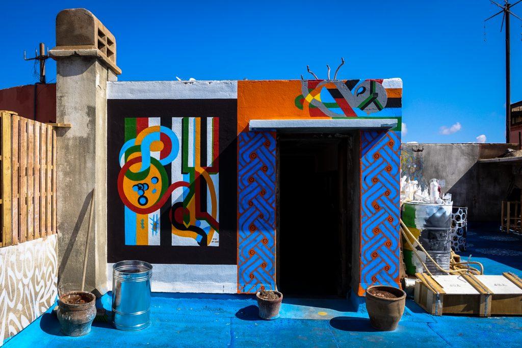 mb6 exhibition - omar ait lasri - l'blassa, marrakech