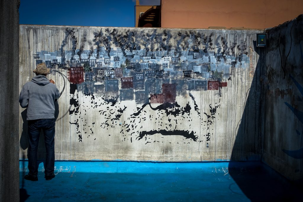 mb6 exhibition - l'blassa, marrakech