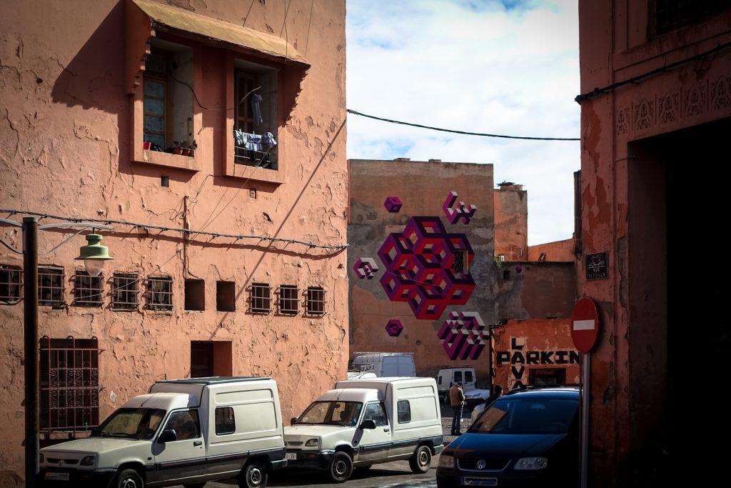 mural - lx