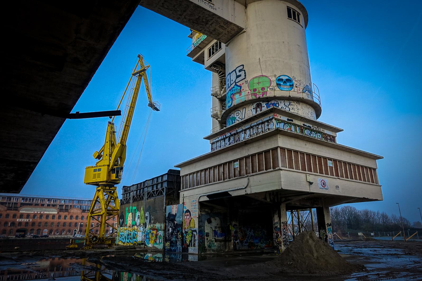 streetart & graffiti @ dok gent