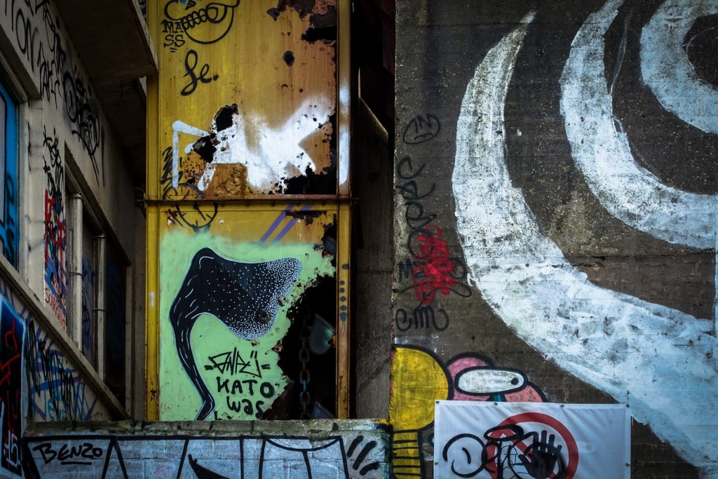 streetart - dok, ghent