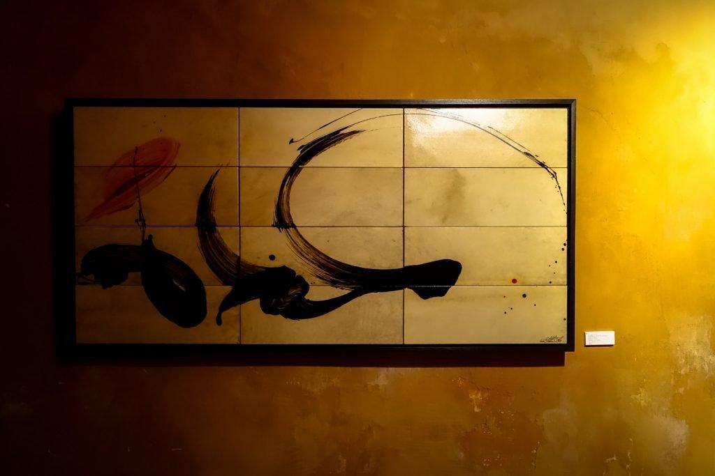 exhibition - larbi cherkaoui - dar cherifa, marrakech