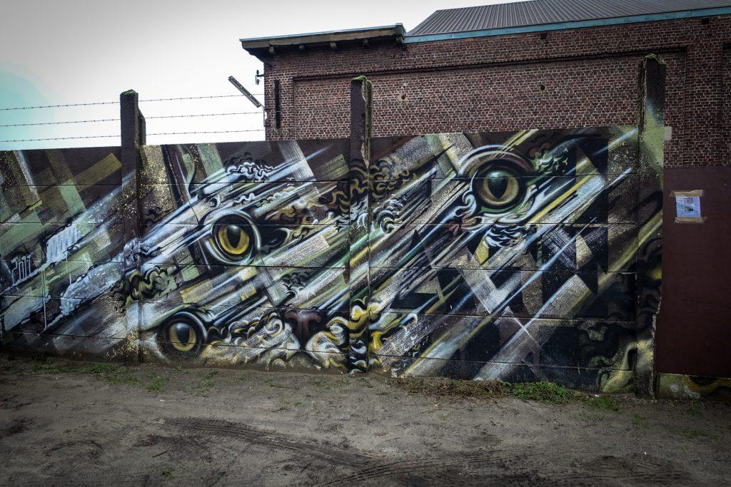 graffiti jam 2011 – heidestraat, gent