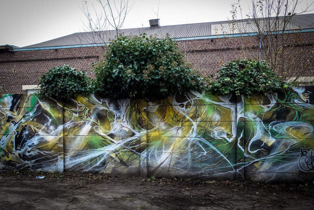 graffiti jam 2011 - eyes-b - heidestraat, gent