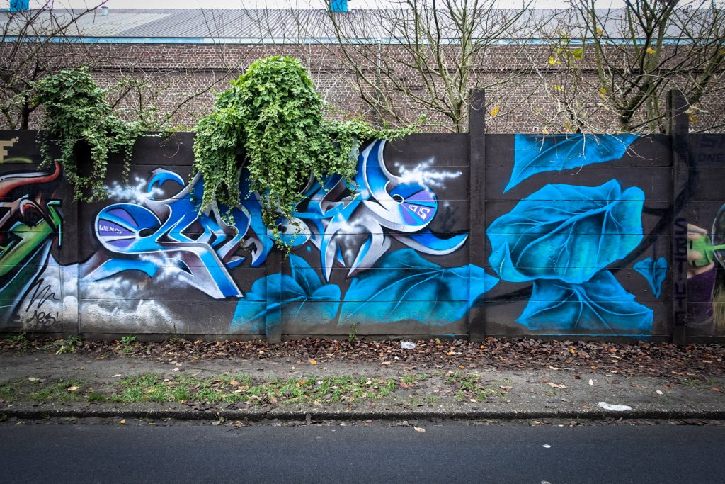 graffiti jam 2011 - heidestraat, gent