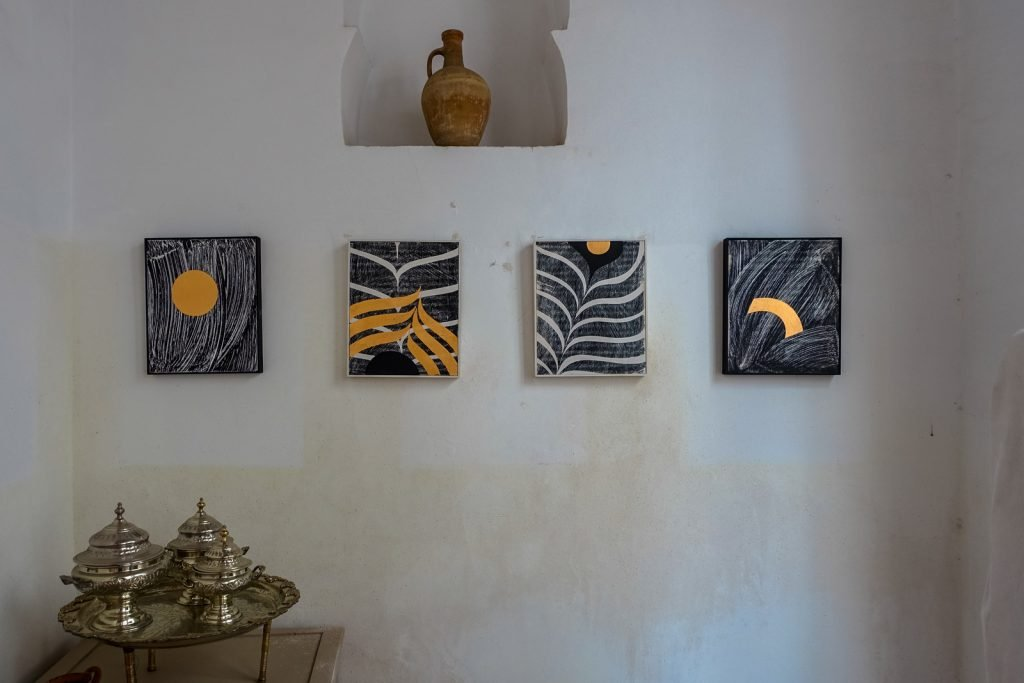 lucy mclauchlan - marrakech, bab group, mb6 hq