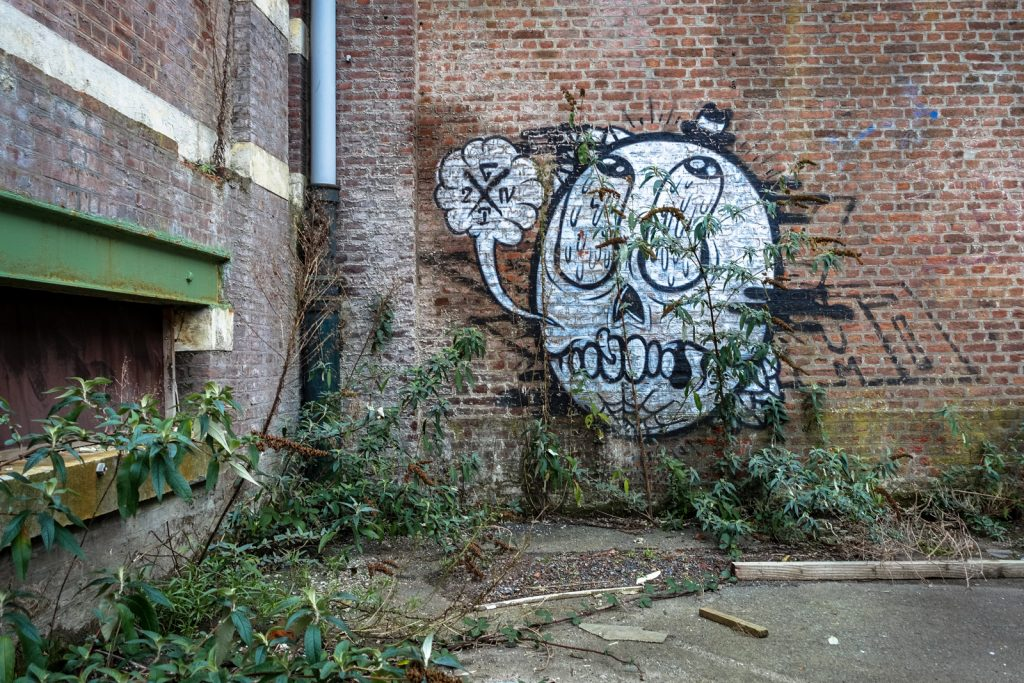 graffiti - gntz - vynckier, ghent