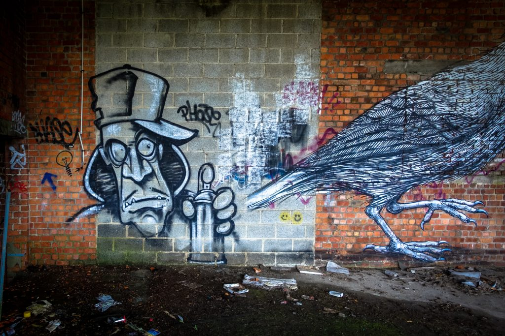 graffiti - phase - ghent, moscou