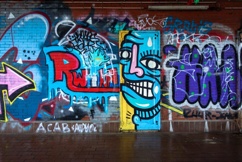graffiti - joacim - petrol, antwerpen